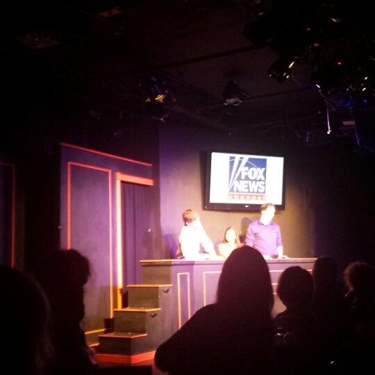 2/14/2015에 Tami C.님이 Brave New Workshop Comedy Theatre에서 찍은 사진
