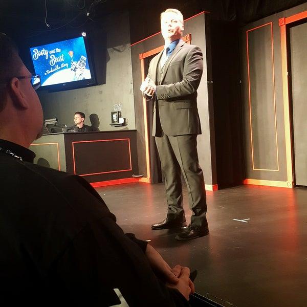 2/12/2017에 Tami C.님이 Brave New Workshop Comedy Theatre에서 찍은 사진
