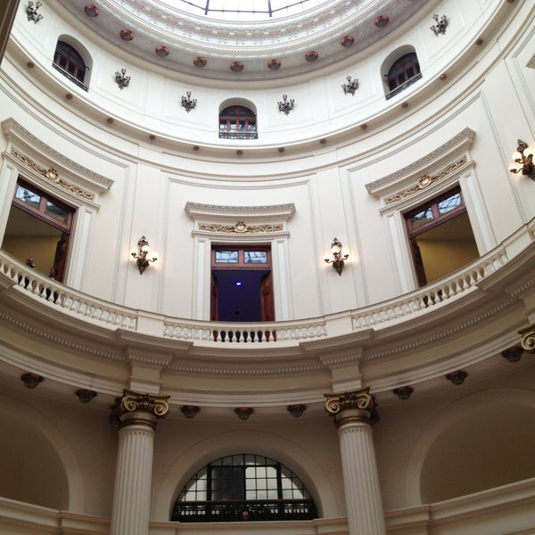 Photo taken at Centro Cultural Banco do Brasil (CCBB) by Margaret A. on 4/13/2013