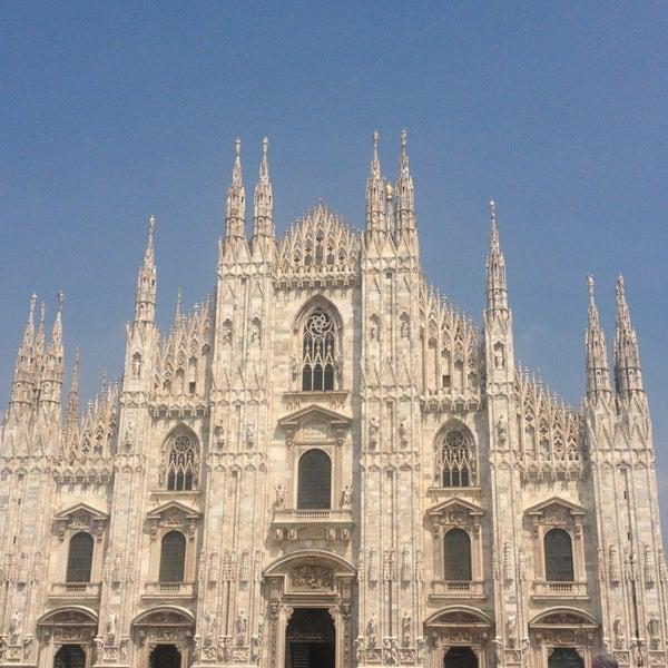 Photo prise au Dôme de Milan par vildanla le7/9/2013