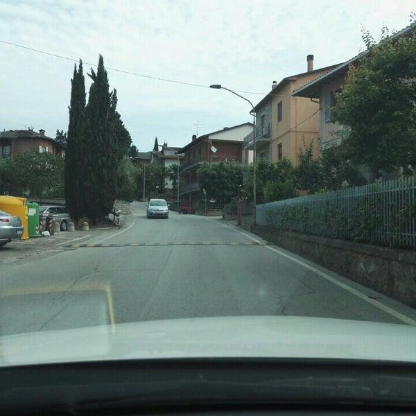 5/26/2016 tarihinde Roberto M.ziyaretçi tarafından Passignano sul Trasimeno'de çekilen fotoğraf