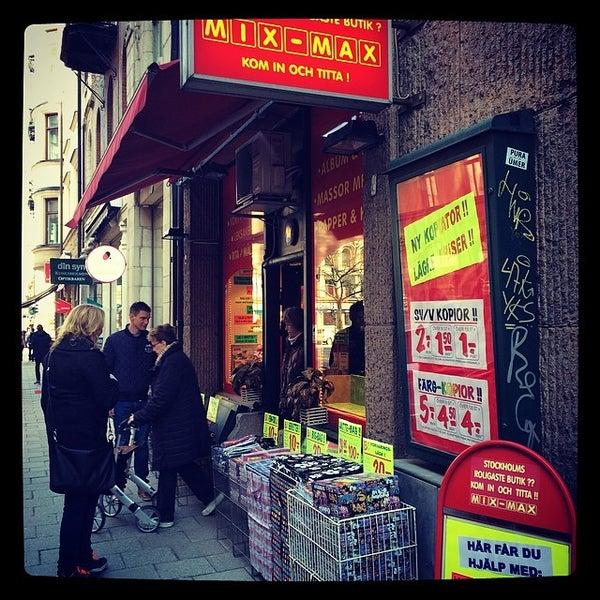 mix max kungsholmen