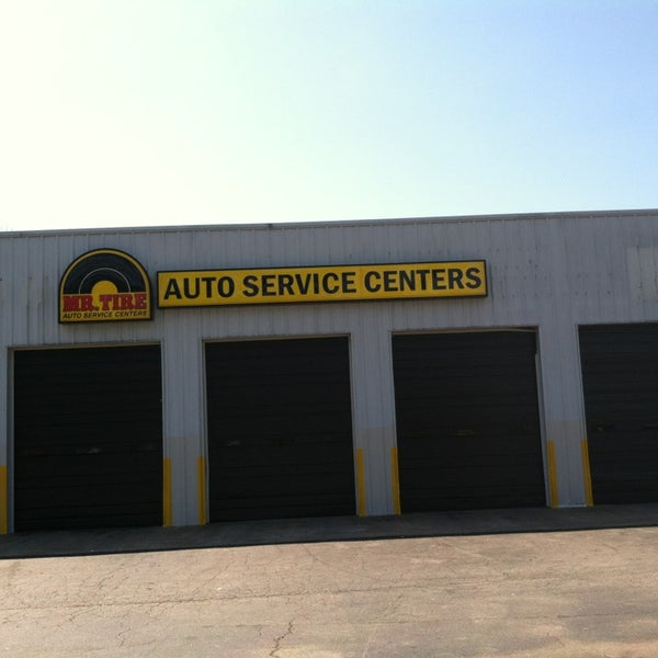 Photos At Mr Tire Auto Service Centers Parkwood 1712 Nc 54