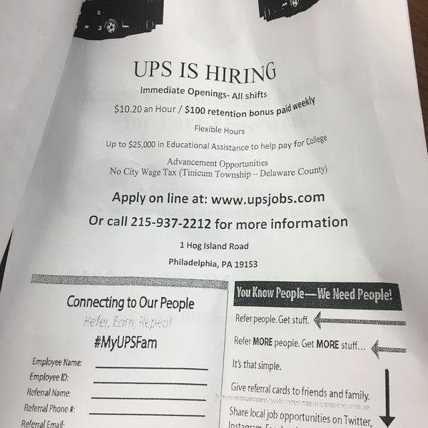Photos at UPS PHL Air Hub - 5 tips