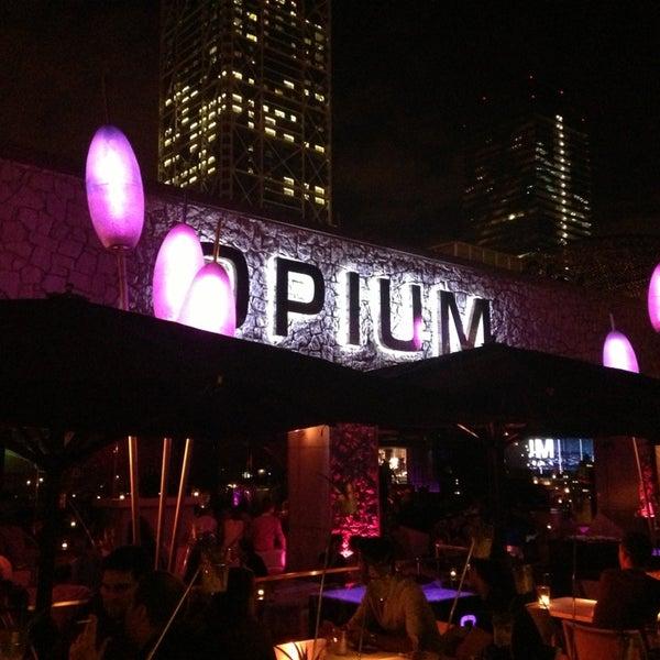 8/28/2013에 Lera M.님이 Opium에서 찍은 사진