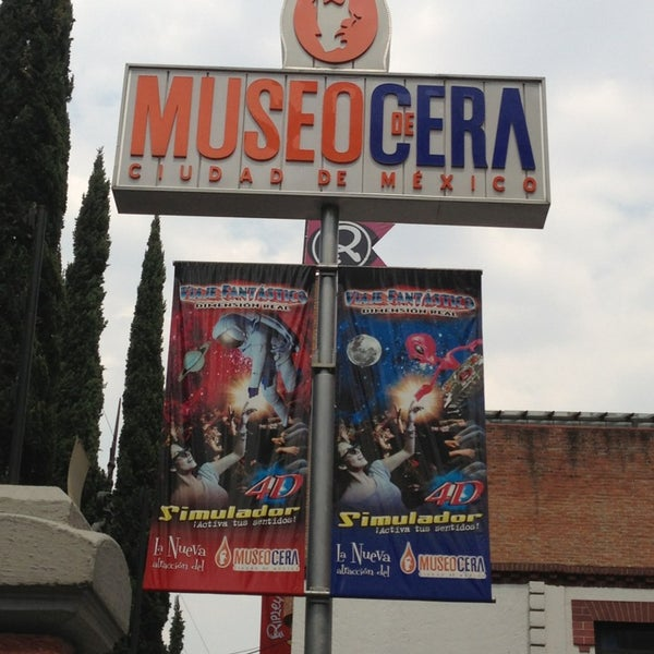 Foto scattata a Museo de Cera da Anel O. il 3/28/2013