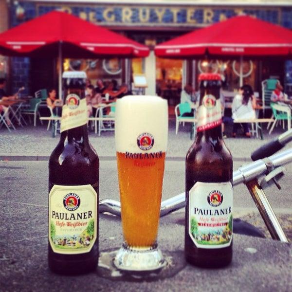 7/25/2013にAllardがCafe Restaurant Piet de Gruyterで撮った写真
