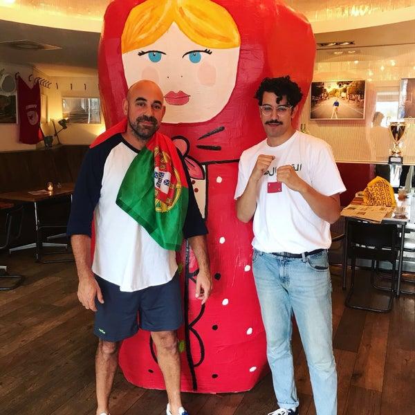 6/22/2018にAllardがCafe Restaurant Piet de Gruyterで撮った写真