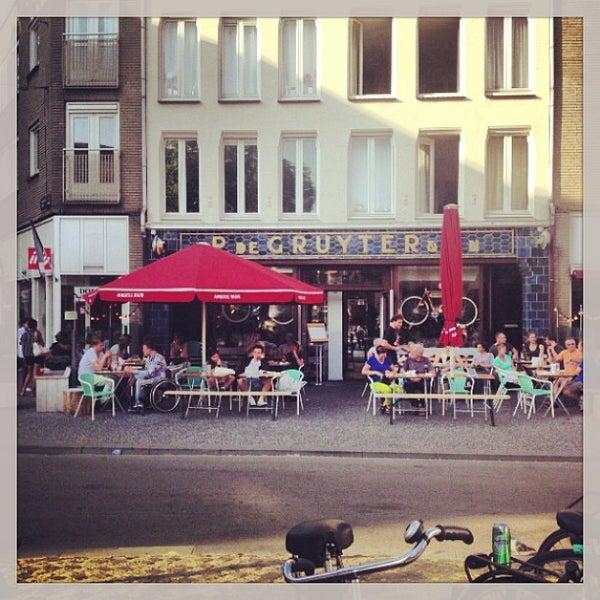 7/20/2013にAllardがCafe Restaurant Piet de Gruyterで撮った写真