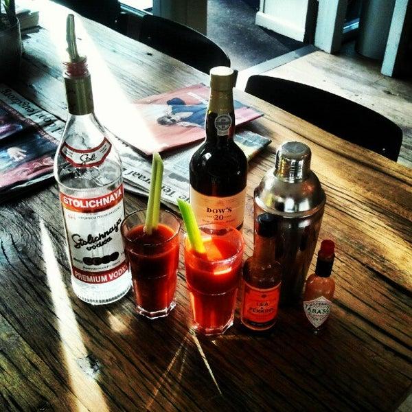 9/30/2012にAllardがCafe Restaurant Piet de Gruyterで撮った写真