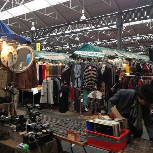 Foto tomada en Old Spitalfields Market por Roberto G. el 2/10/2013