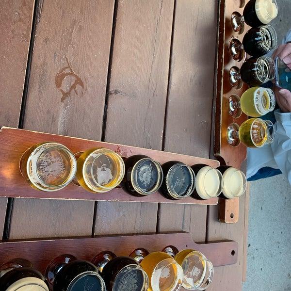 รูปภาพถ่ายที่ Mother Road Brewing Company โดย Stout D. เมื่อ 5/31/2019