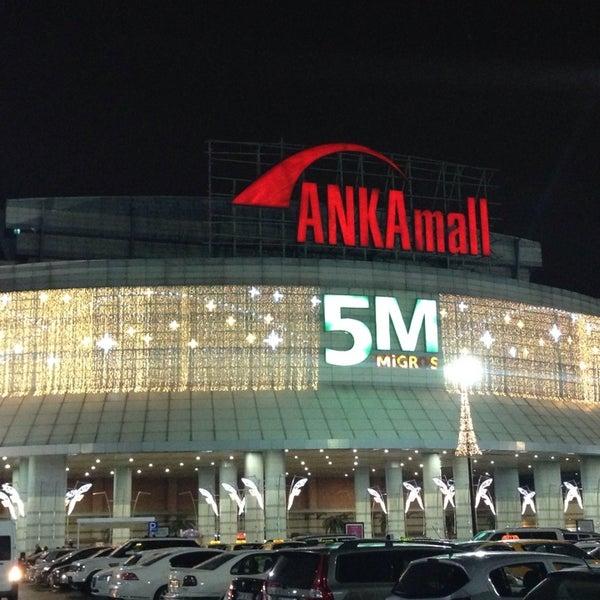 Foto scattata a ANKAmall da Mehmet G. il 11/22/2013