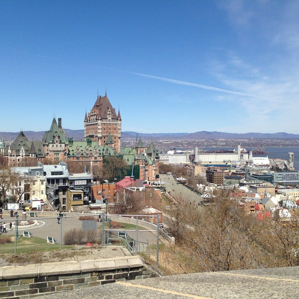 Photo prise au Citadelle de Québec par Elena C. le5/3/2013