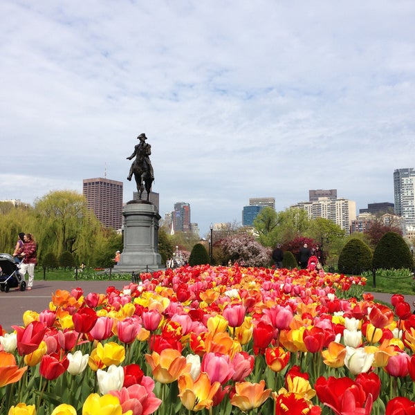 Foto scattata a Boston Common da Anna M. il 5/2/2013