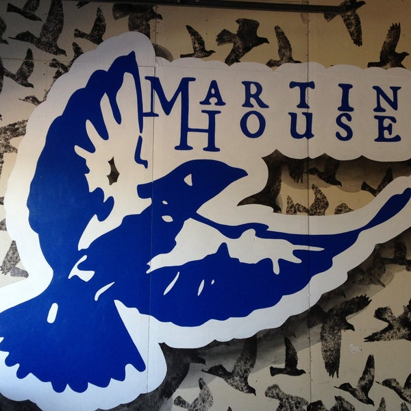 Photo taken at Martin House Brewing Company by Marc C. on 4/20/2013
