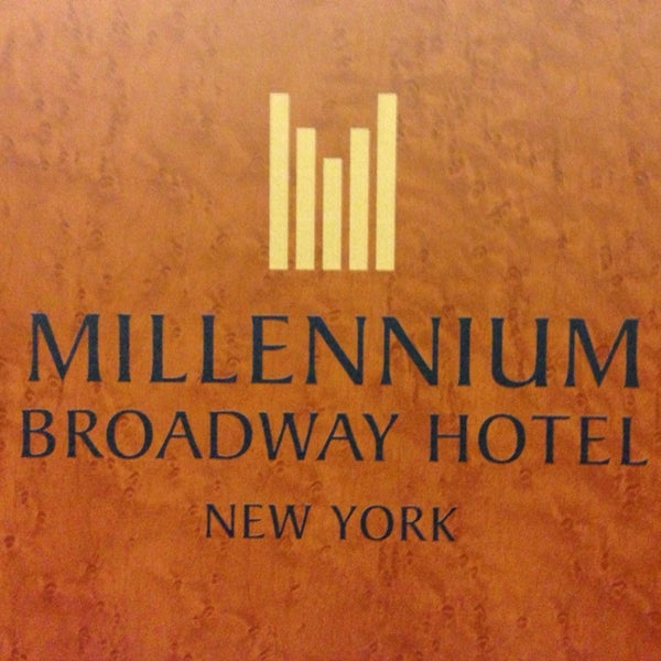 Photos At Millennium Broadway Hotel Theater District 145 W 44th St