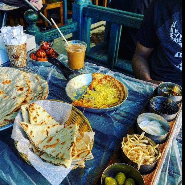 11/28/2019にSaad ♑️がEmmawash Traditional Restaurant | مطعم اموشで撮った写真