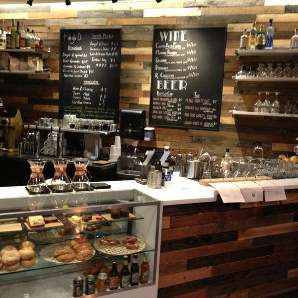 3/29/2013にQadir T.がCondesa Coffeeで撮った写真