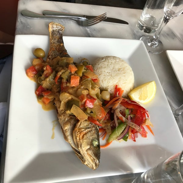 Ponty Bistro Harlem - African Restaurant in New York