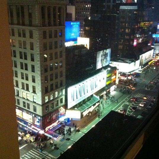 1/13/2012에 Marina A.님이 Novotel New York Times Square에서 찍은 사진