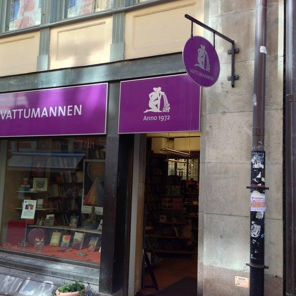 Vattumannen Stockholm