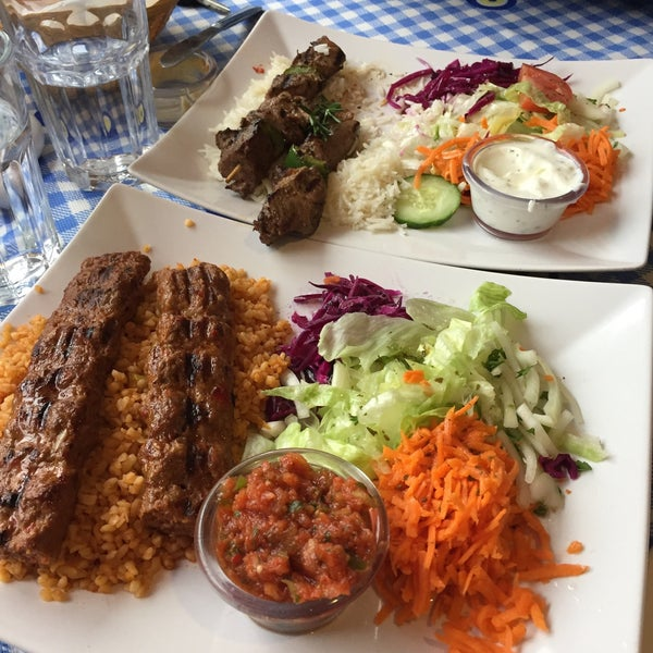 3/25/2017에 Zep💐님이 Anatolia Restaurant에서 찍은 사진