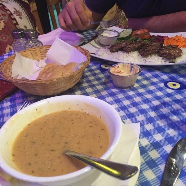 9/10/2016에 Zep💐님이 Anatolia Restaurant에서 찍은 사진