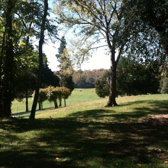 Foto scattata a Anne Springs Close Greenway da Kat W. il 10/16/2012