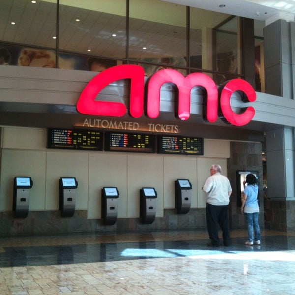 Amc Santa Anita 16 Movie Theater In Arcadia