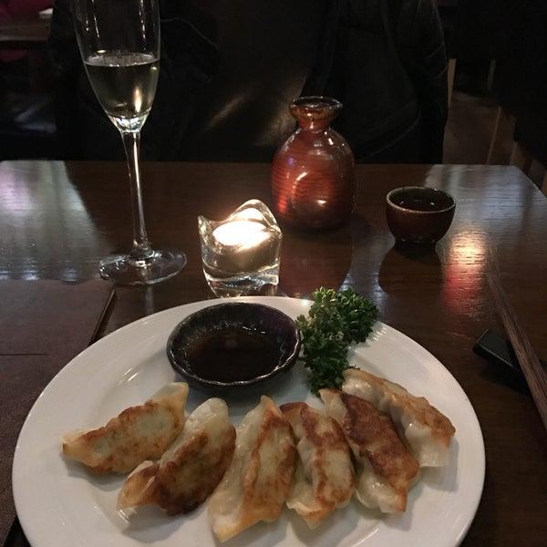 2/7/2017 tarihinde sandmanneke S.ziyaretçi tarafından Banyi Japanese Dining'de çekilen fotoğraf