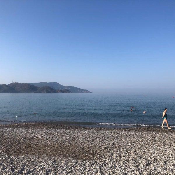 Снимок сделан в Jiva Beach Resort пользователем T. Ç. 10/1/2021