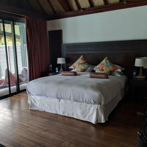 Photos At Hilton Moorea Bungalow 69 Hotel