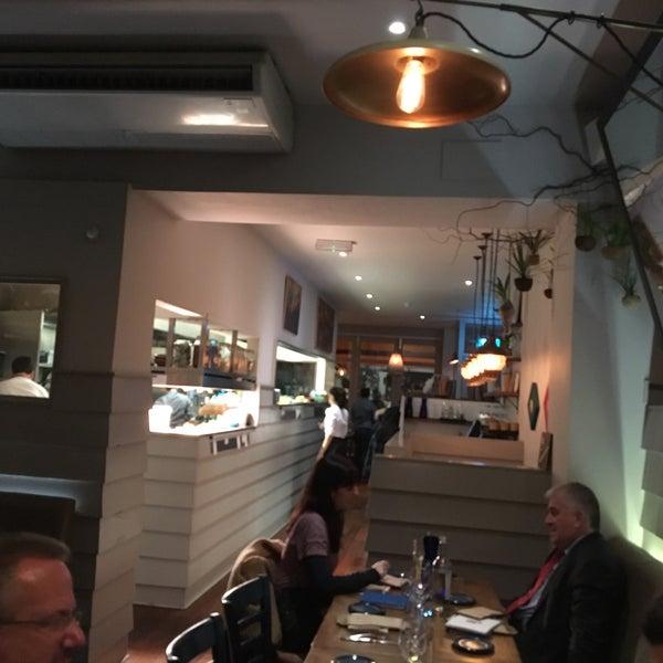 Das Foto wurde bei Lima London von Joan L. am 3/10/2018 aufgenommen