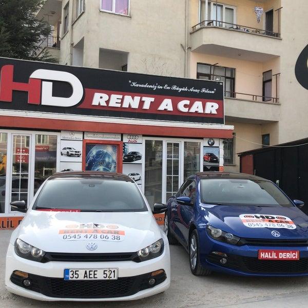 Photos At Hd Rent A Car Rental Car Location