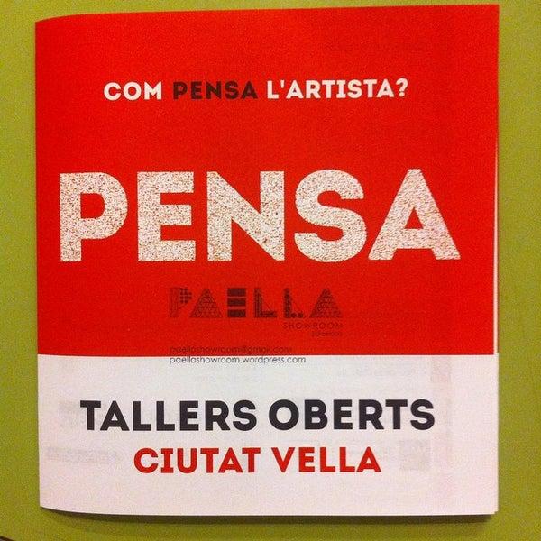 Photo prise au Paella Showroom Barcelona par paella s. le5/18/2015
