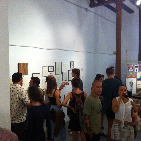 Photo prise au Paella Showroom Barcelona par paella s. le8/14/2015
