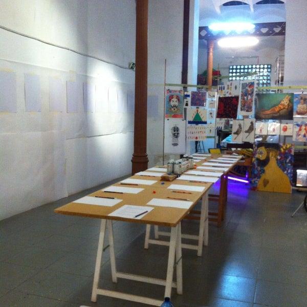 Photo prise au Paella Showroom Barcelona par paella s. le10/17/2015