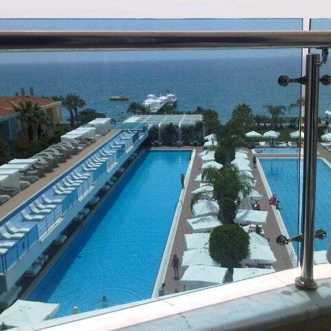 5/22/2013 tarihinde Sevgi A.ziyaretçi tarafından Q Premium Resort Hotel Alanya'de çekilen fotoğraf