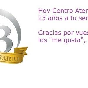 23 ANIVERSARIO DE CENTRO ATENEA