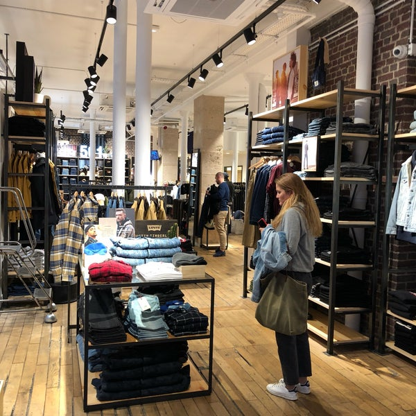 De Hôtel Store Vêtements Levi's® À Ville Magasin NOkwnX08P
