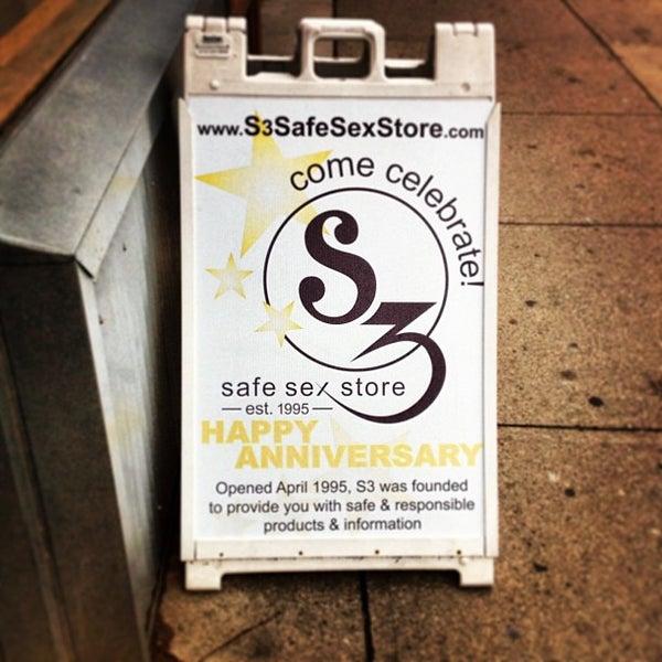 Safe sex store ann arbor