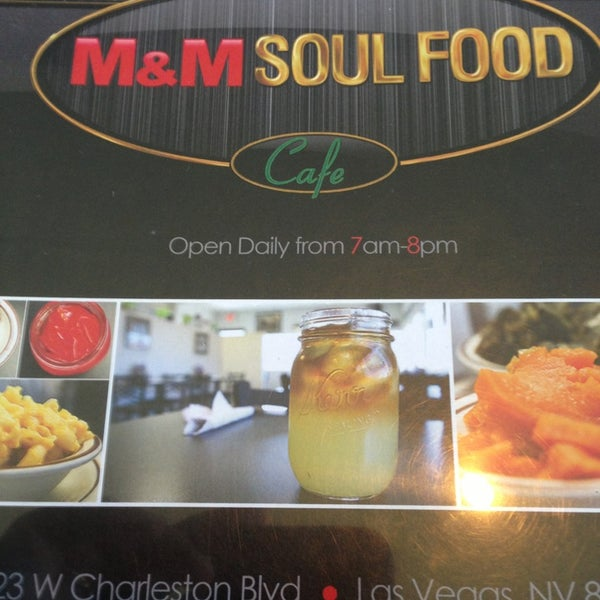 Photos At M M Soul Food Cafe Southern Soul Food Restaurant In