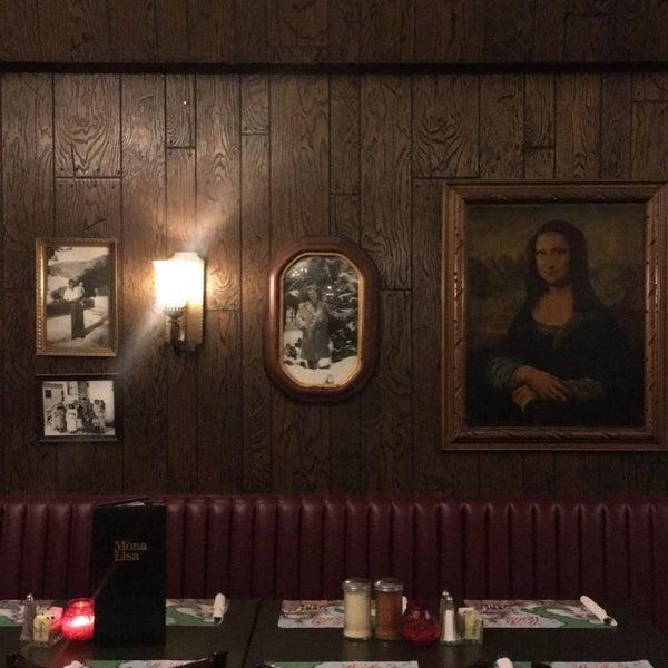 Das Foto wurde bei Mona Lisa Italian Restaurant von Salman 🐋 am 11/28/2019 aufgenommen