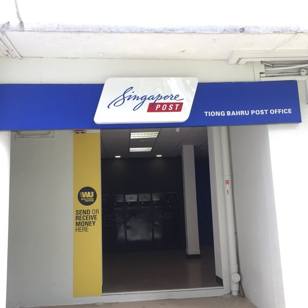 Photos at Singapore Post (Tiong Bahru Post Office) - Post Office in