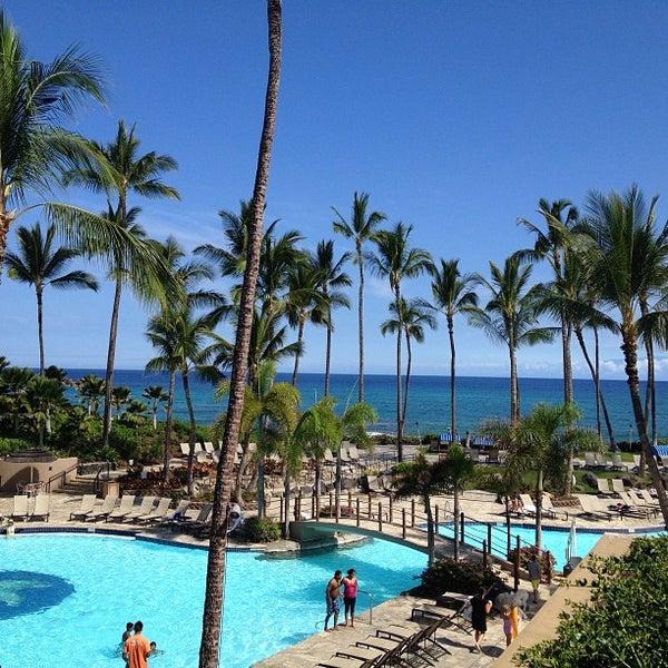 Foto tomada en Hilton Waikoloa Village por kanabunsan el 6/24/2013