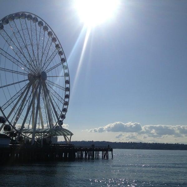 Das Foto wurde bei Waterfront Park von Kane J. am 3/23/2013 aufgenommen