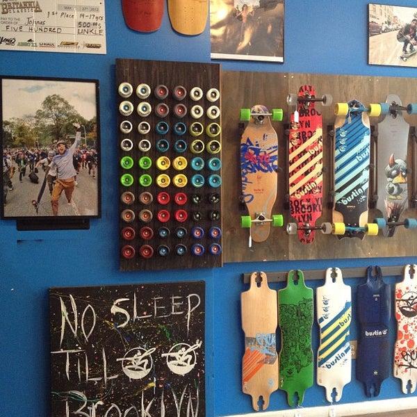 Photos at Bustin Boards Skateboard Shop - Board Shop in
