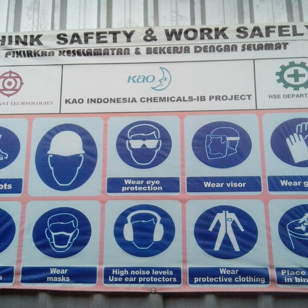Kao Indonesia Chemicals - IB Project - Factory in Karawang