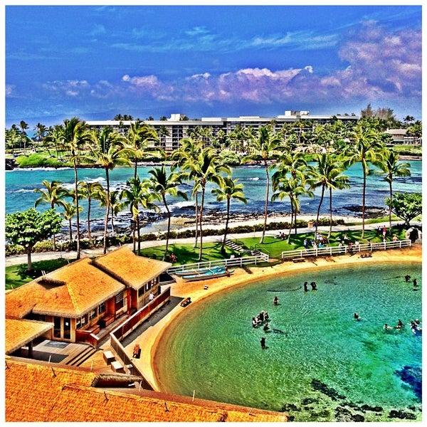 Foto tomada en Hilton Waikoloa Village por Masaki O. el 4/26/2013